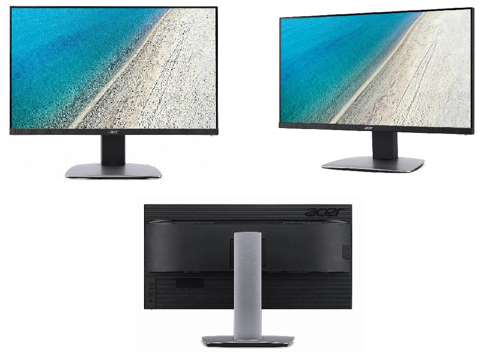 ACER presenta ProDesigner BM320 un monitor a 4K
