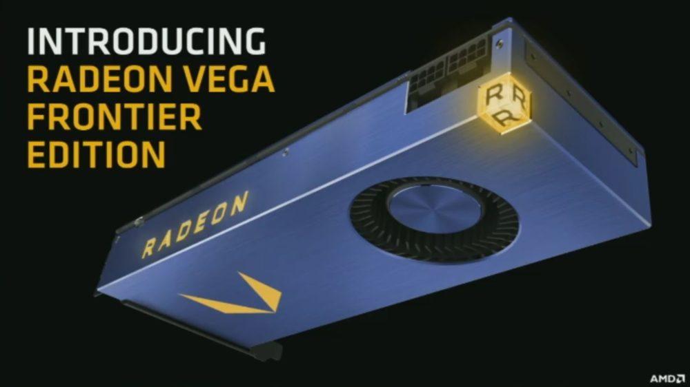 AMD Radeon Vega Frontier Edition avistada en CompuBench