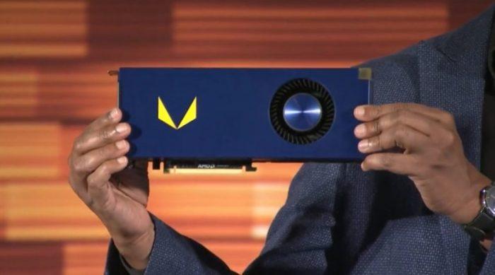 AMD anuncia la imponente Radeon Vega Frontier Edition