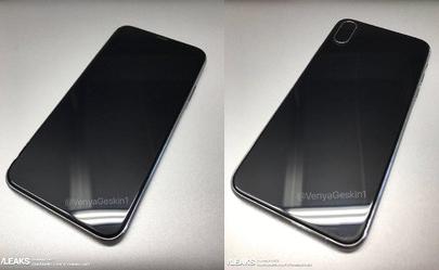 IPhone 8 nuevas imágenes y video filtrado