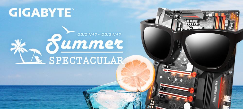 NP: GIGABYTE anuncia el torneo de Overclocking del verano: Summer Spectacular 2017