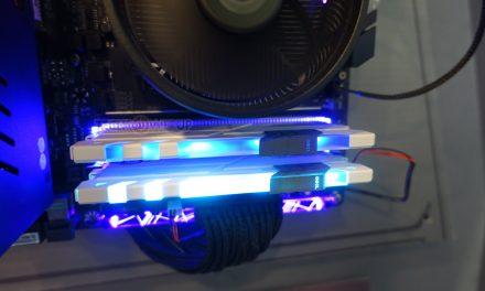 Computex2017: Geil presenta sus nuevas memorias EVO-X AMD Edition DDR4