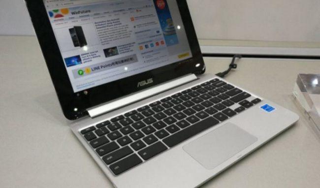 Computex2017: ASUS anuncia su actualizado Chromebook Flip C101