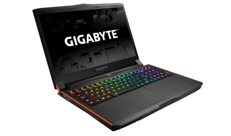 Computex2017: Gigabyte P56XT anunciado, un imponente portátil gaming con pantalla 4K, CPU i7 7700HQ y GPU GTX 1070