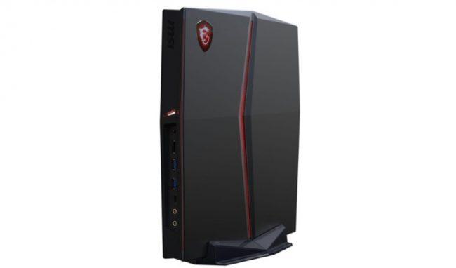MSI Vortex G25VR anunciado, un espectacular PC gaming compacto con especificaciones de gama alta