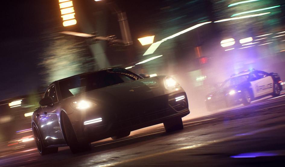 Need For Speed Payback llegará en Noviembre