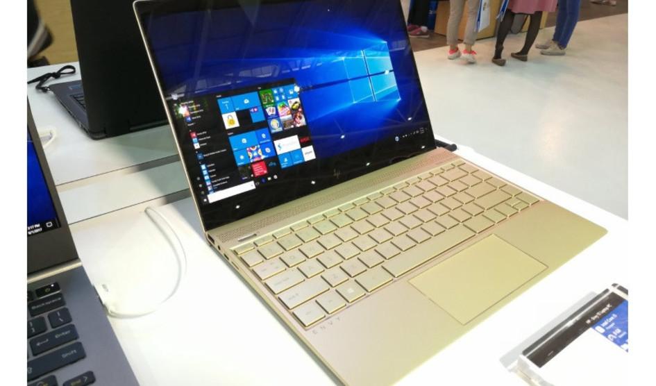 Computex2017: HP Envy 13 presentado con la eficiente Nvidia GeForce MX150