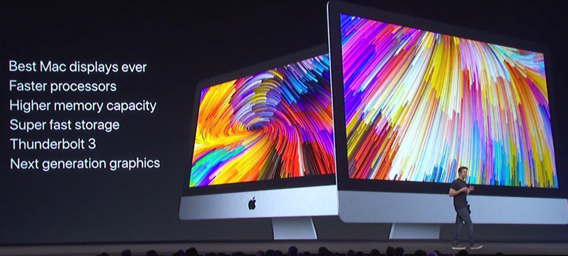Apple lanza sus nuevos iMacs, son hasta un 80% más rápidos que la anterior generación