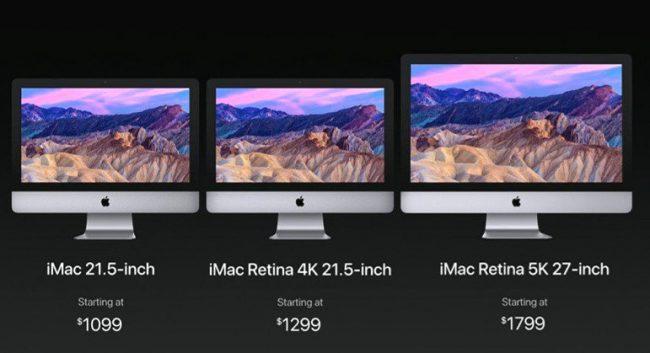 Apple lanza sus nuevos iMacs, son hasta un 80% más rápido que la anterior generación