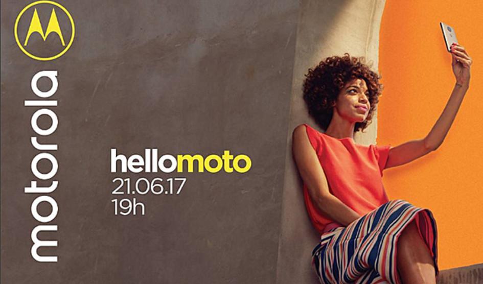 Motorola anunciará tres nuevos smartphones Moto el 21 de Junio