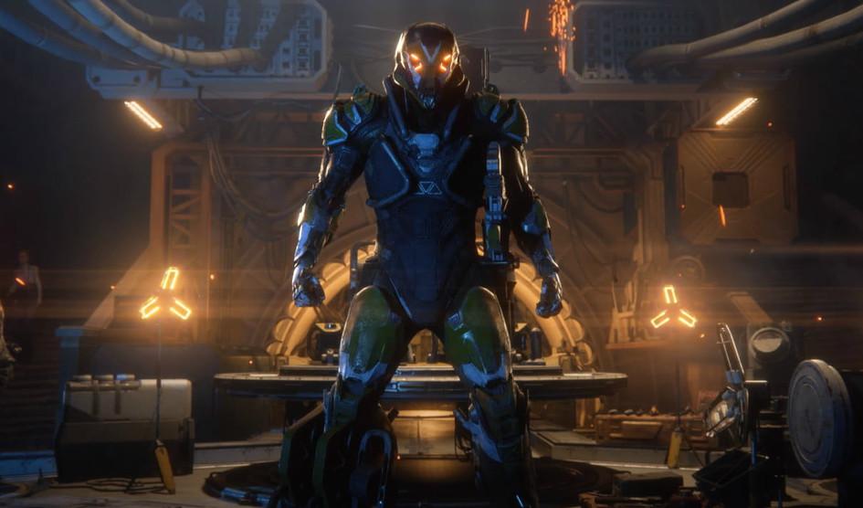 E3 2017: BioWare presenta su nueva e interesante IP Anthem