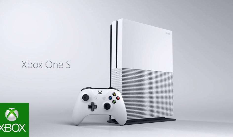 Microsoft rebaja Xbox One S en 50 dólares antes de la presentación de Project Sorpio