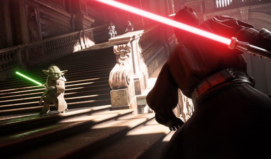 E3 2017: Revelado el multijugador del impresionante Star Wars Battlefront 2