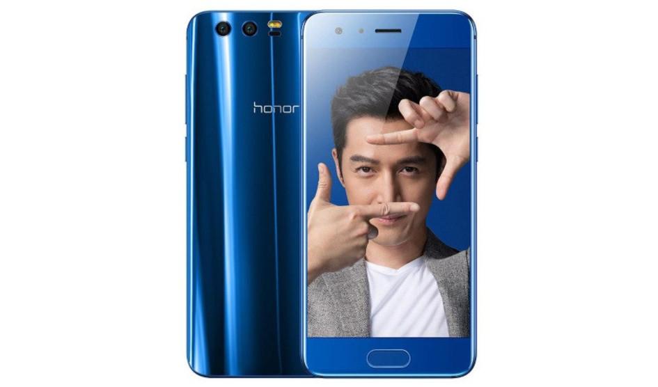 Huawei Honor 9 anunciado oficialmente