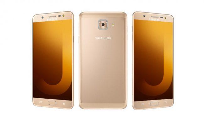 Samsung presenta sus nuevos smartphones de gama media Galaxy J7 Pro y J7 Max