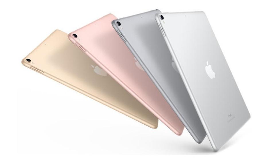 El nuevo iPad Pro consta de 4 GB de RAM