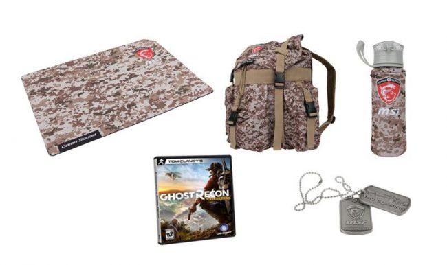 MSI lanza su flamante portátil gaming GE62VR Camo Squad Limited Edition