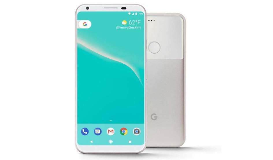 Nuevos terminales Pixel 2 de Google