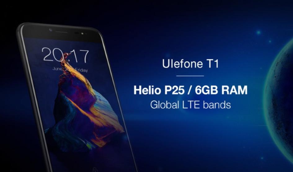 Ulefone presenta su nuevo terminal de gama media-alta