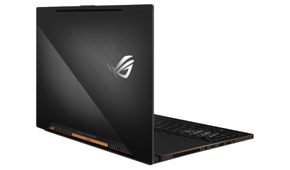 ASUS lanza su flamante portátil gaming ROG Zephyrus Max-Q