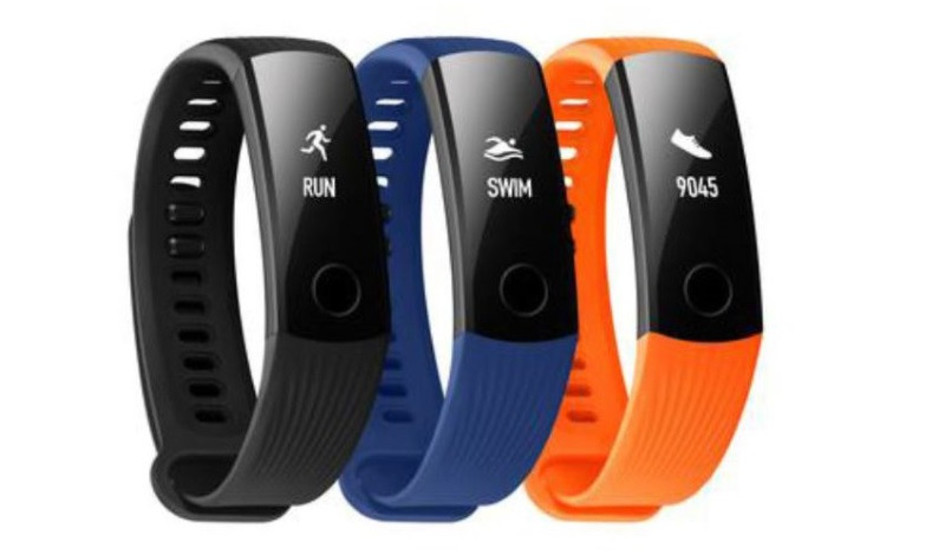 Huawei Honor lanza su pulsera deportiva Band 3