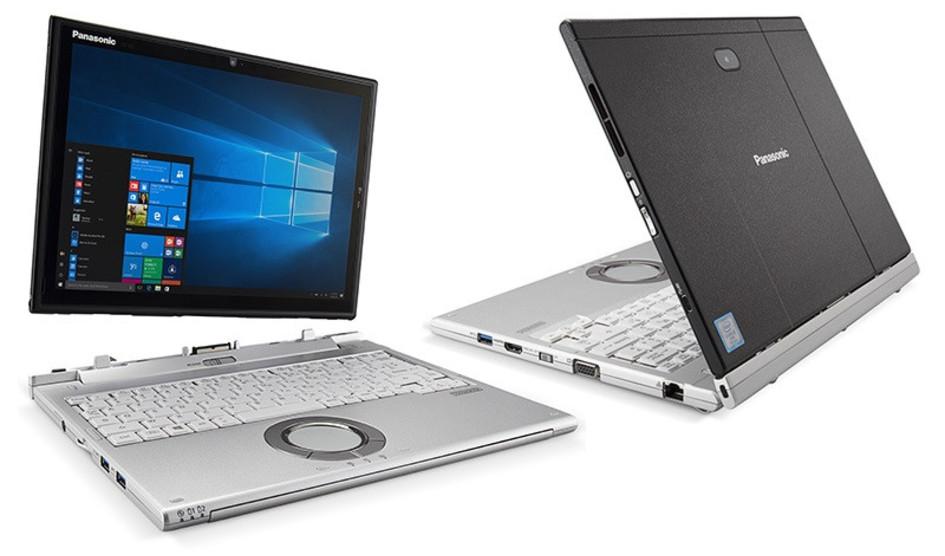 Panasonic anuncia su nuevo portátil empresarial Toughbook CF-XZ6