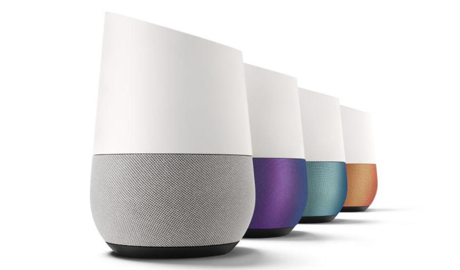 Google Home recibe soporte para Bluetooth