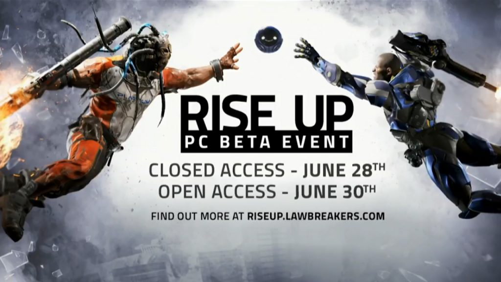 "NP: NVIDIA lanza los nuevos Game Ready Drivers para la beta de Lawbreakers ""Rise Up"""