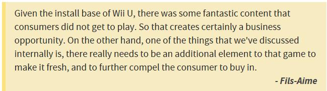 Nintendo Switch dispondrá