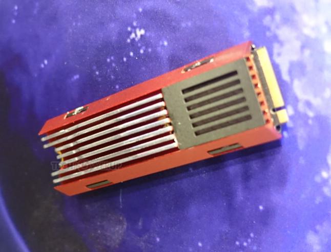 Computex2017: Geil Shuttle y su nueva serie SSDs se ha dejado ver
