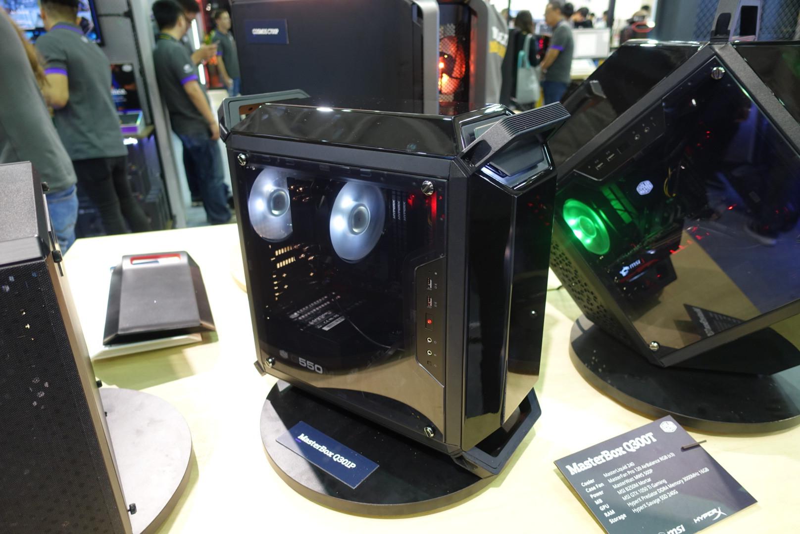 CM MasterBox Q301P