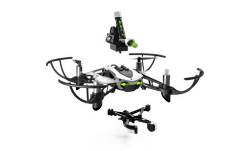 Parrot presenta nuevos drones
