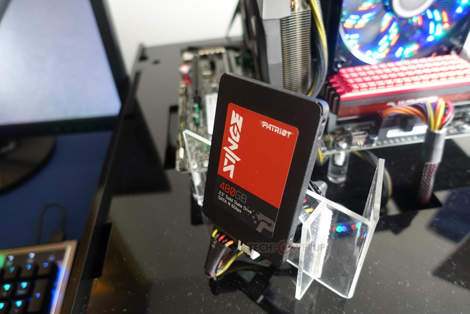 Computex2017: Patriot presenta nuevas series de SSDs