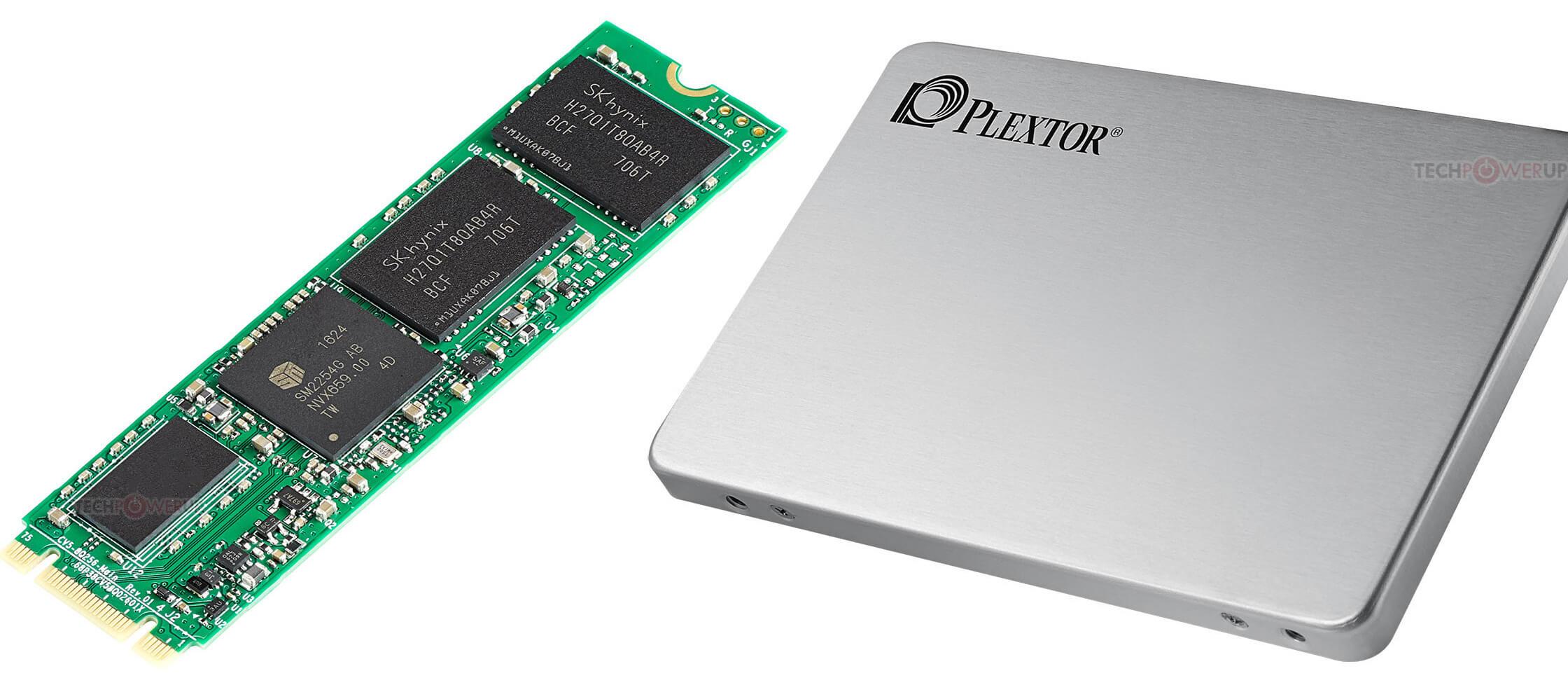 Plextor presenta la serie S3 de SSDs SATA