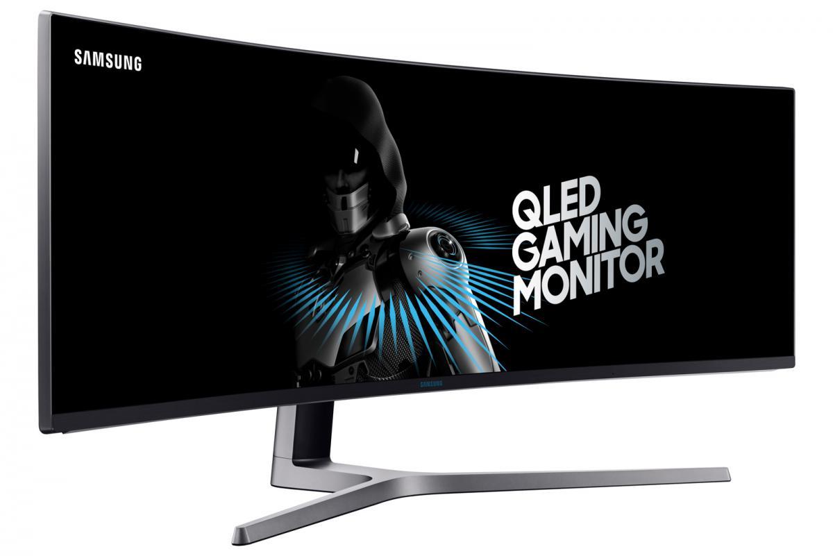 Samsung C49HG90 QLED monitor curvo de 49 pulgadas a 32:9