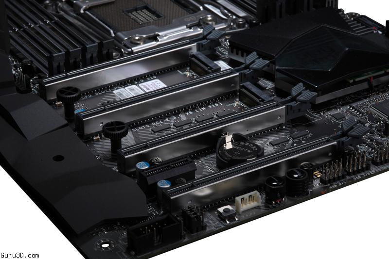 SuperMicro Supero de chipset X299