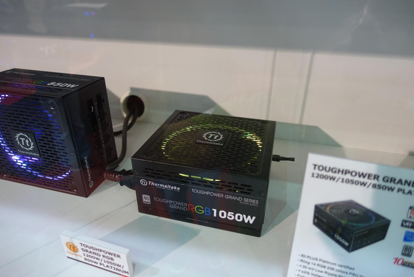 Thermaltake Touchpower Grand RGB