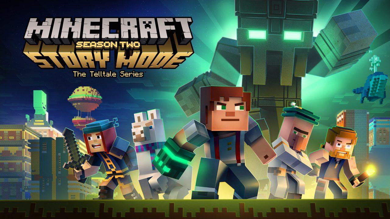 """NP: """"Minecraft: Story Mode – Season 2"""" de  Telltale Games y Mojang se lanzará el 11 de julio"""