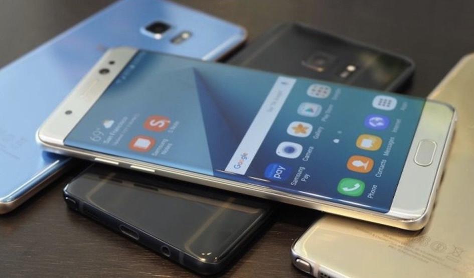Samsung Galaxy Note 8 tendrá 64 y 128 GB de almacenamiento