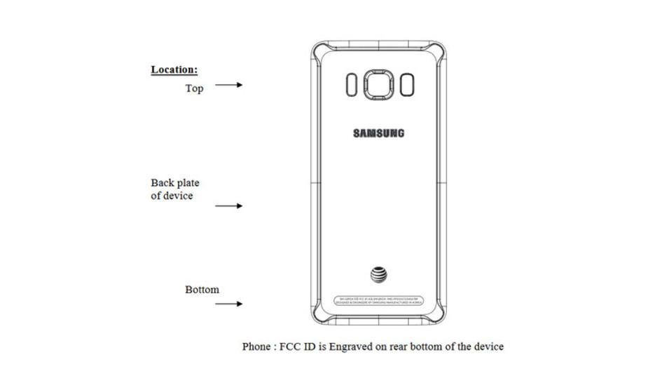 Samsung Galaxy S8 Active certificado por la FCC