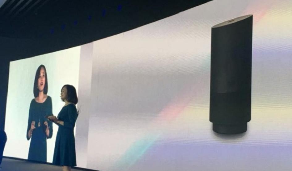 Alibaba presenta Tmall Genie, un altavoz inteligente de bajo coste