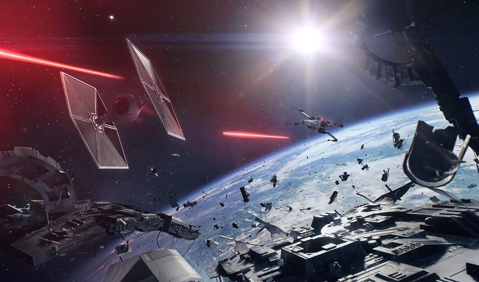 Star Wars Battlefront 2 y la beta multijugador  para el 6 de Octubre