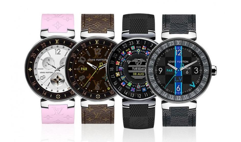 Louis Vuitton un smartwatch no apto para todos los bolsillos