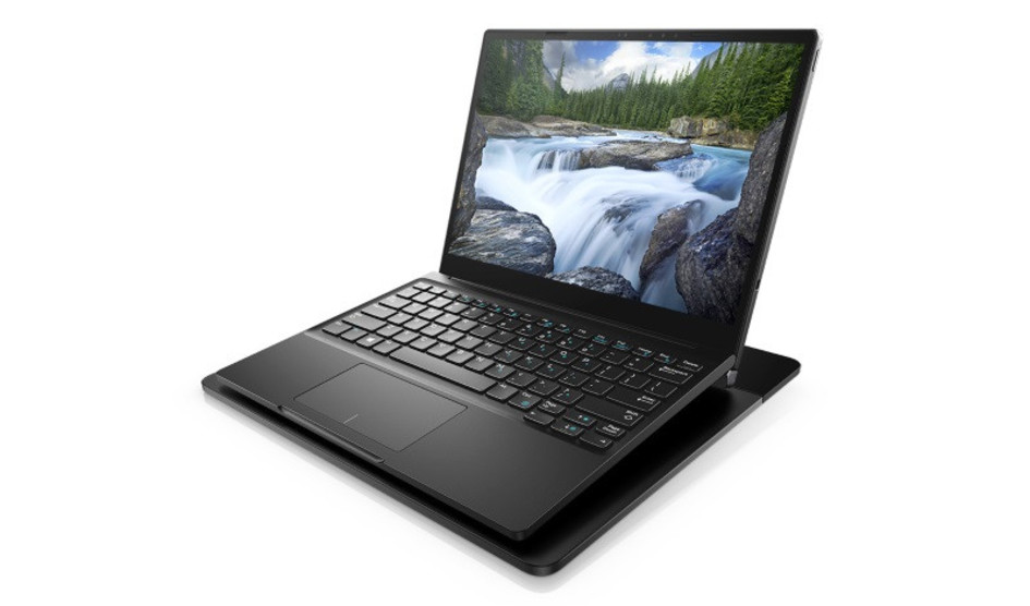 Dell presenta una tablet 2en1 con carga inalámbrica