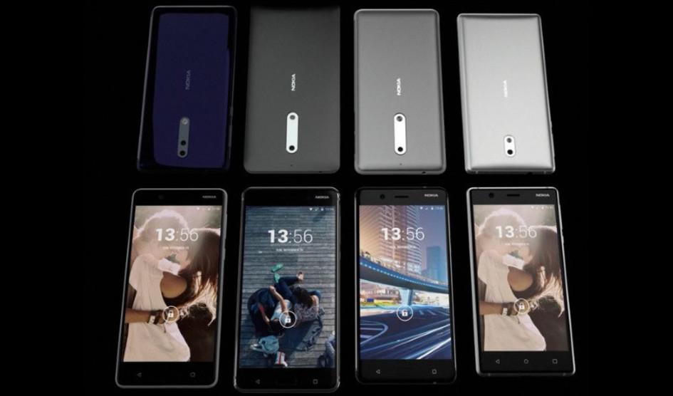 Nokia 8 está al caer a un precio inferior a 600$