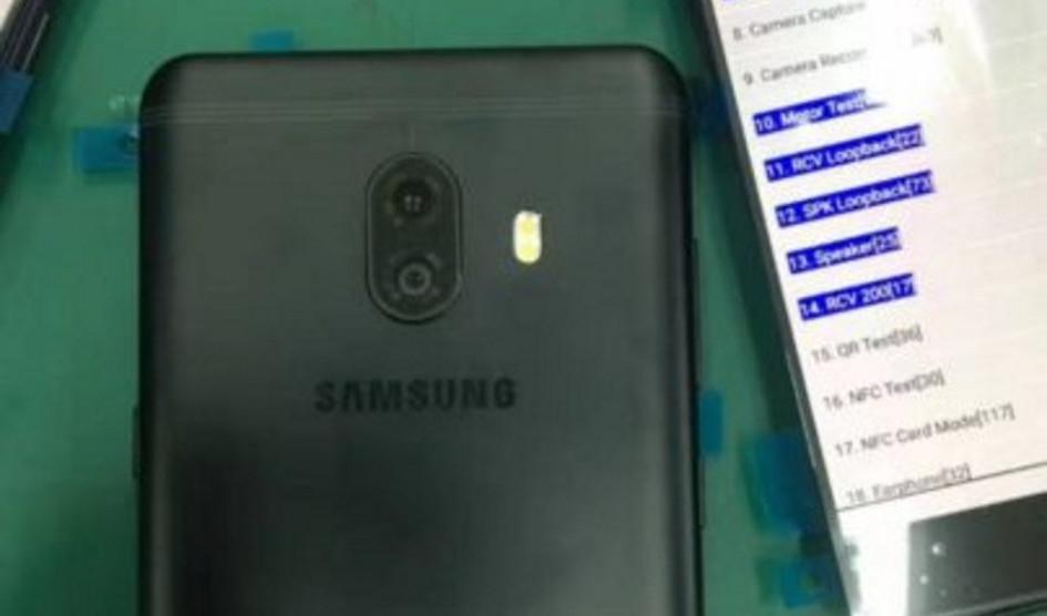 Samsung Galaxy C10 aparece con dual cámara en nuevas filtraciones