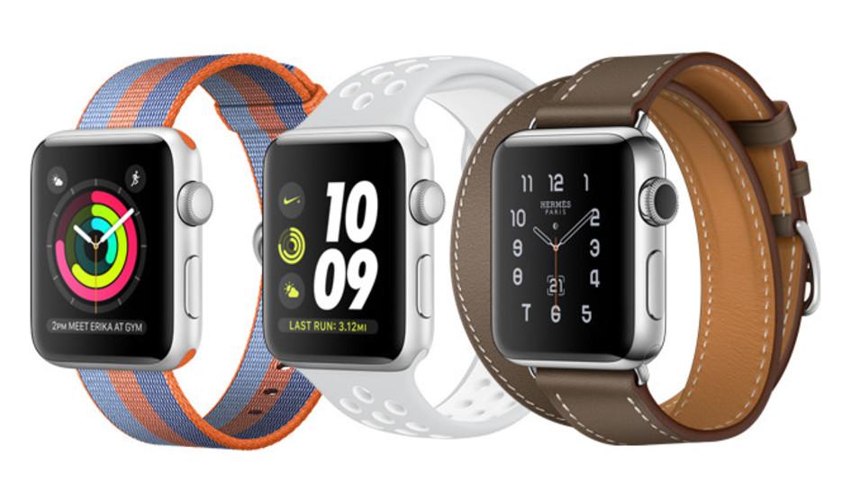 Apple Watch Series 2 ajusta precios