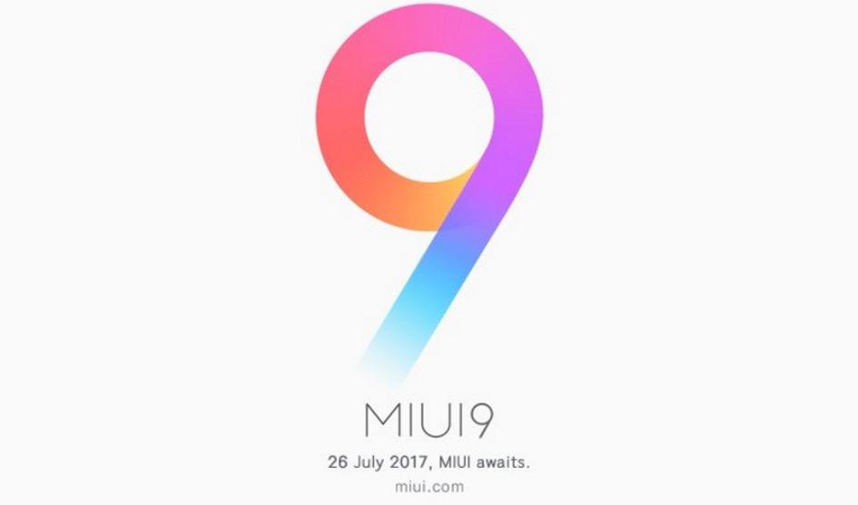 Xiaomi Mi 5X y MIUI 9 serán presentados oficialmente el 26 de Julio