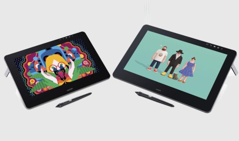 Wacom anuncia dos nuevas y enormes tablets Cintiq Pro