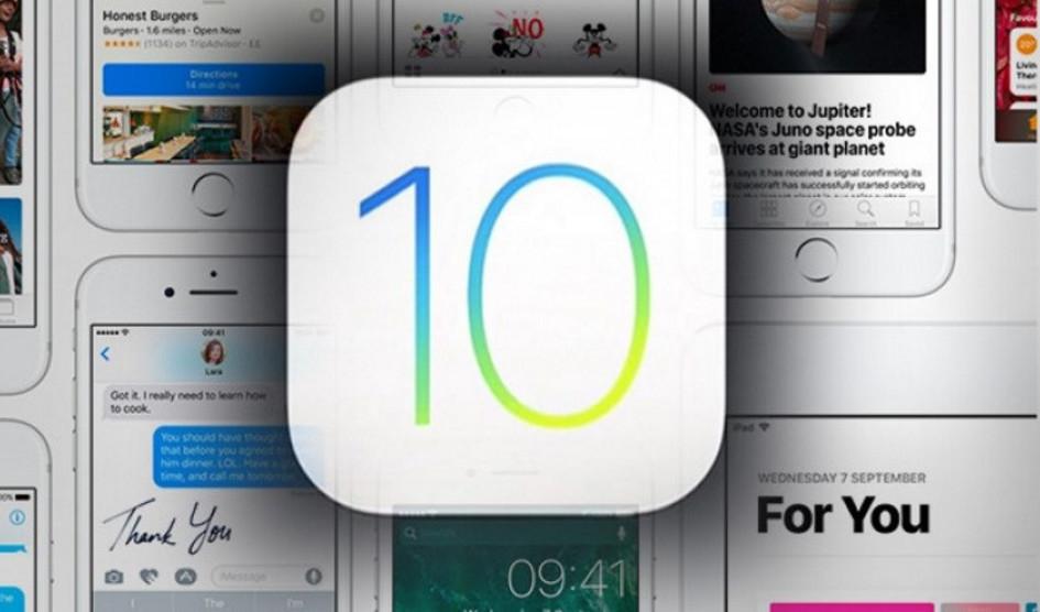 Apple presenta su nueva actualización iOS 10.3.3